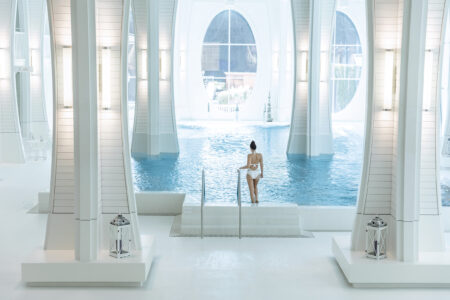 Combination offer Tamina Therme